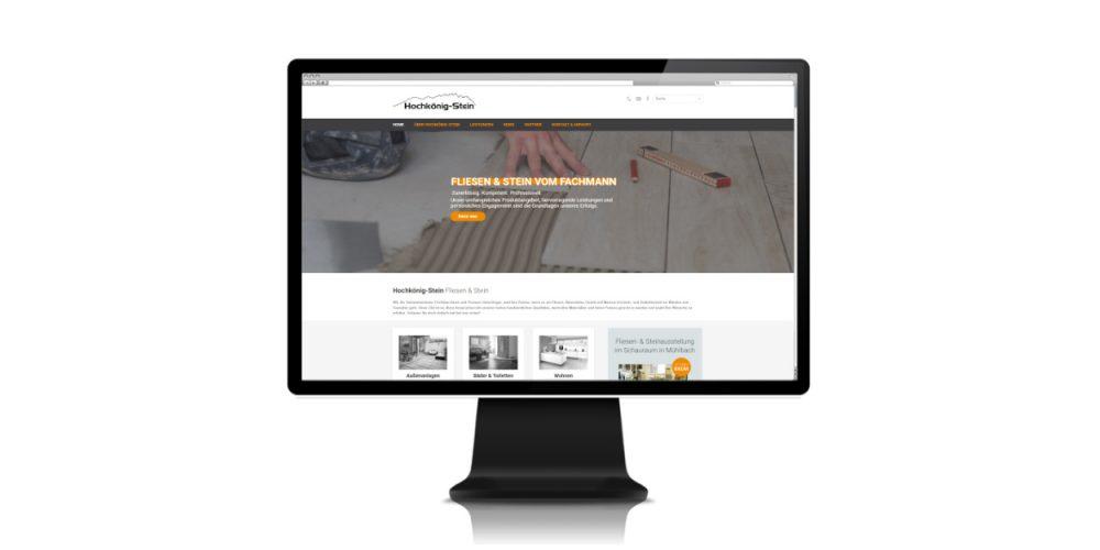 www.hochkoenig-stein.at ist online
